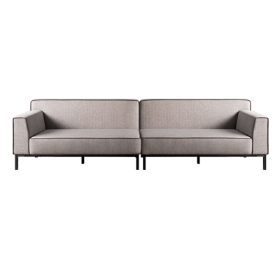 OBLIQUE SOFA SET2
