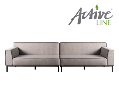 OBLIQUE SOFA SET2 by Höpke