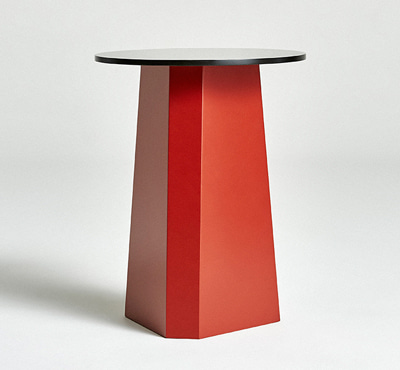PRISM TABLE 350 - red