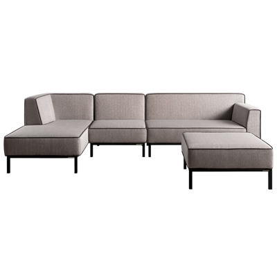 OBLIQUE SOFA SET4