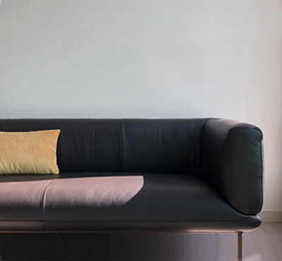CLAY SOFA - LEATHER